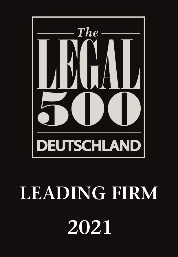 Legal 500 Germany Düsseldorf